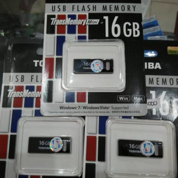 Flash disk Toshiba 16 Gb HQ