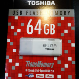 Flasdisk Toshiba 64 GB STD