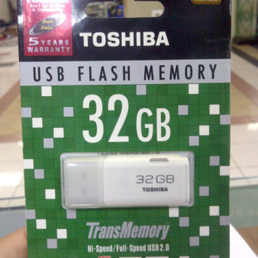 Flashdisk Toshiba 32 Gb HQ