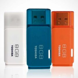 FLASHDISK TOSHIBA 8 Gb Original