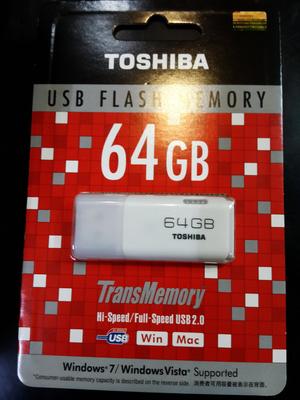 Flasdisk Toshiba 64 GB STD